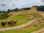 Complejo turístico Ingapirca